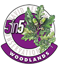 5 in 5 woodlands award